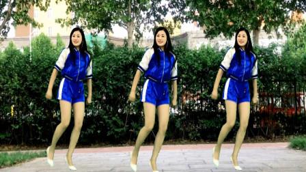 鬼步教程青青世界广场舞黑街 32步初级舞蹈口令分解