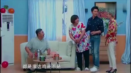 李晨节目中大秀一字腿,与贾玲强行秀恩爱,张小斐直呼太羡慕!