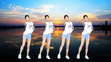 点击观看《新生代广场舞踏浪 32步活力健身操》