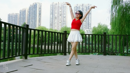点击观看《静儿广场舞野花香时尚动感》