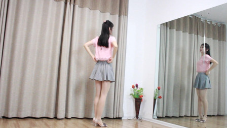 小君广场舞 年会经典舞蹈郭富城《浪漫樱花》