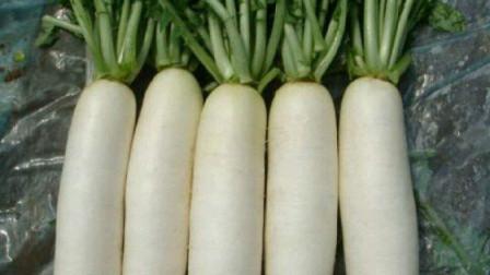 """食物中毒真要命!白萝卜和它是""""天敌"""",二者不能同食,一口都不行"""