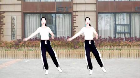 点击观看《都是兄弟广场舞动感大众健身操 驿城微笑舞蹈视频》