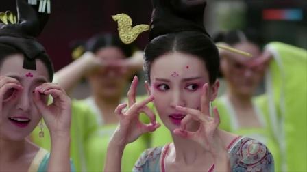 萌妃故意扮丑,结果还被皇上认出来,眼睛是在炼丹炉炼过的吗!