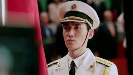 朱一龙帅气出演军人角色