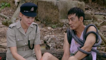 惠英红、任达华《回归》片场重回十八岁
