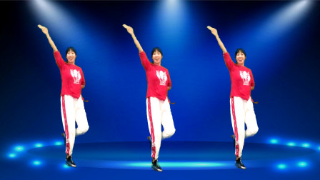 点击观看《阿采瘦身32步舞蹈教程视频《谁》混搭风格太动感》