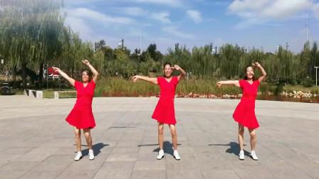 沙子广场舞《姐妹情义》现代舞