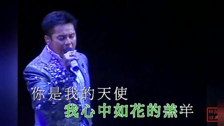 刀郎经典之作《披着羊皮的狼》,谭咏麟演唱会版,怎么听都不腻