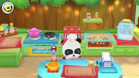 益智少儿:奇妙美食餐厅之芒果优乐乳慕斯