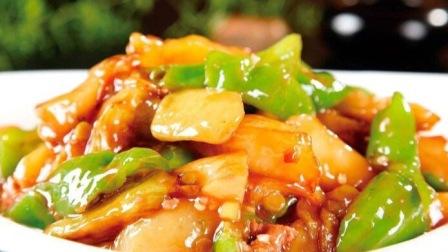 东北美食地三鲜简易家常做法,掌握这些技巧很关键,视频很详细