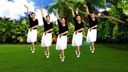 小慧广场舞《酒梦》网红32步恰恰教学