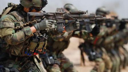 美国最强的特种部队有多强?2500人的编制,恐怖分子闻风丧胆