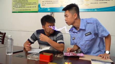 闽南语搞笑视频:保安队长带新人却把自己坑惨了!