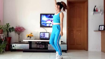 点击观看《京京广场舞网红蹦迪摇Salta Sin Parar动感32步视频 简单易学》