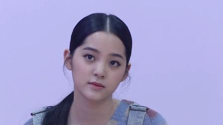 欧阳娜娜合伙人唱《我敢》,cue赵品霖上台表演