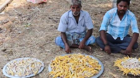 印度人不理解:宁愿扔掉也不吃的东西,到中国怎么就变成美食了