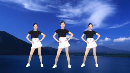 新生代广场舞《赢在江湖》网红流行歌曲 活力动感