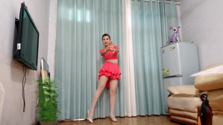 【任如意如意舞】舞蹈的《诱惑》