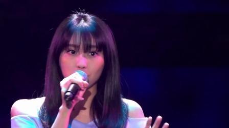 李芷婷动感开唱《你敢不敢》,爱笑女孩火力全开超帅酷