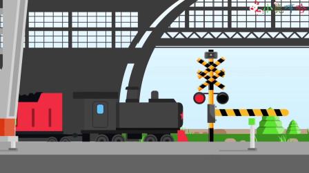 成长益智玩具,运输煤矿的火车,操作员现场操作煤矿运输过程!