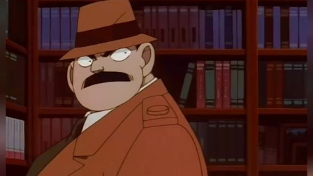神秘侦探插手外交官被杀案,居然是为了和新一较劲,柯南却不想理他