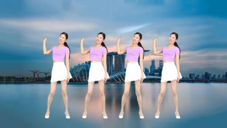 点击观看《艾And幼广场舞《离家的孩子》简单动感热门流行步子舞》