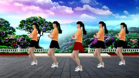 点击观看《无基础简单32步广场舞视频三月里的小雨》