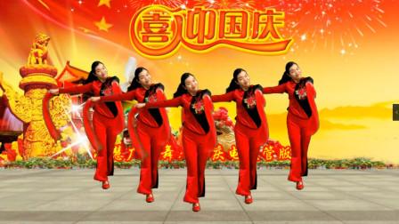点击观看《小慧广场舞《电吹管版纯音乐》32步健身舞教程》