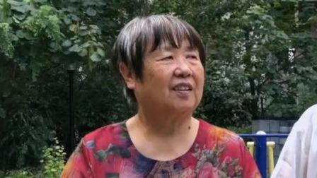 刘子昂爷爷奶奶简直太甜了,爷爷学猫咪动作超可爱 新相亲大会 第二季 20191006