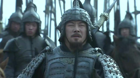 《三国》袁绍堂堂七十万大军被曹操打败,刘备却带赵云与张飞来救援,霸气十足