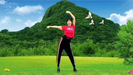 点击观看《阿采健身操舞蹈视频 高效燃脂瘦身舞蹈简单易学》