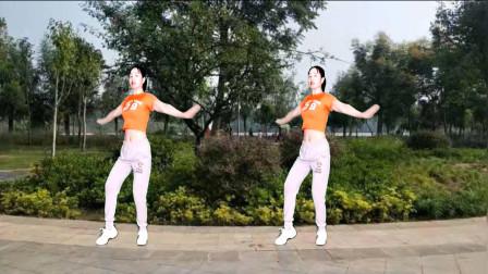 健身美体燃烧脂肪健身操视频羞答答的玫瑰唱情歌
