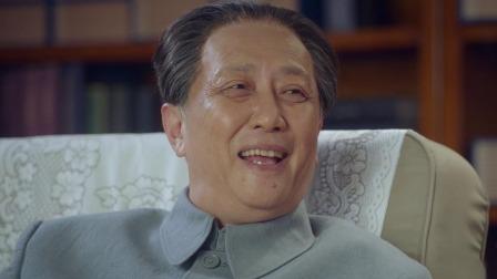 外交风云 36 毛主席斯诺深夜会谈,畅聊国际形势