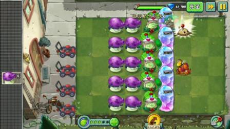 大海解说植物大战僵尸2:植物挑战逃脱树根05天终于可以互换了