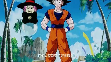 龙珠Z:悟空重新回到地球,他会在武道会再创奇迹吗?