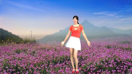 点击观看《32步步子舞视频大全丁丁 中年妇女阿采学跳》