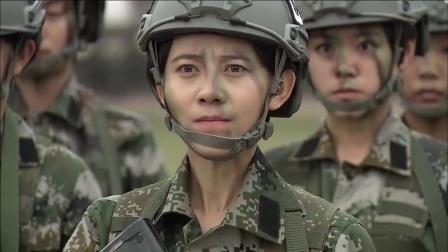 火凤凰:教官拿女兵当枪把,首长都被吓到了,女兵看出不对劲