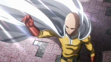 一拳超人:怪人只要不惹秃头不开心,秃头就能放过