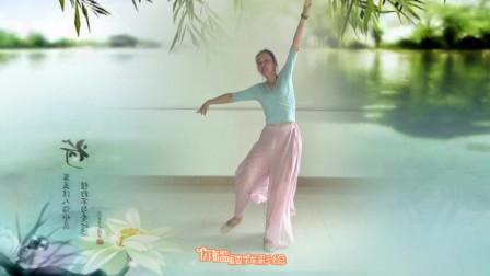 点击观看《官涌舞飞飞随心广场舞《牵丝戏》编舞:邓斌 古典舞》