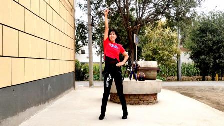 阿采瘦身舞视频决不放弃 舞蹈有亮点