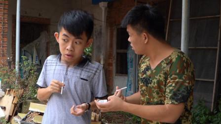 闽南语搞笑视频:阿煌喜欢交朋友,遇外地人热心请吃饭