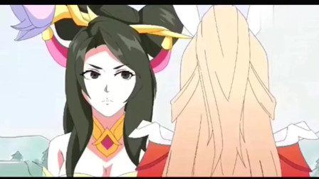 王者别闹:峡谷两大美女的对决,貂蝉和阿离,你们喜欢谁呢?