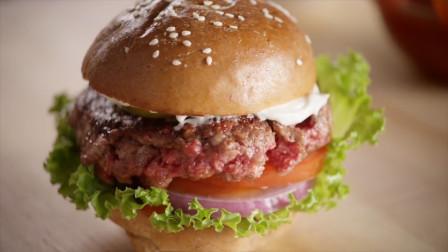 国内首款人造肉饼来了 :118元4片,值得尝试吗?