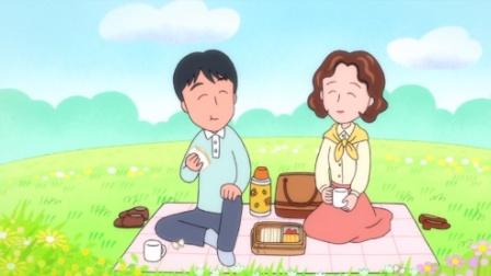 樱桃小丸子 第二季 1175 日语预告 爸爸和妈妈的星期天,小丸子变成了金太郎