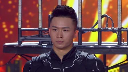 难得统一观点,金星沈腾认为陈磊表演中的设计太过抢戏 中国达人秀 第六季 20191013