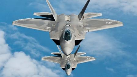 美空军优势不再,奉为神话的F-22褪去神环,再难重现辉煌