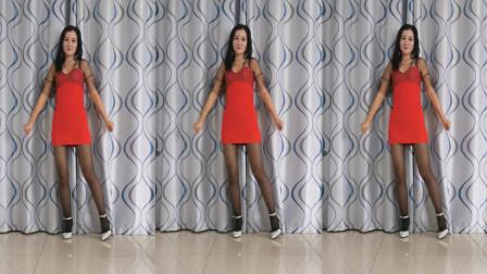 神农舞娘黑丝袜广场舞视频 家中柔情舞蹈