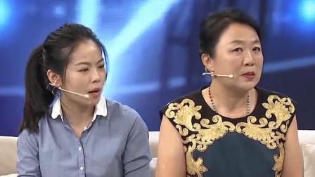 王芳的一句话直接将母女二人逼入绝境,女儿离台,母亲失声痛哭!