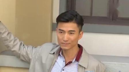 王浩信带台前幕后迎接新剧《解决师》开博大吉 粤夜粤娱乐 20191015